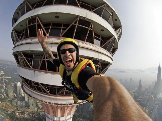 Base Jumper Chris Mcdougall-