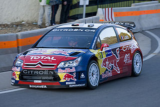 Sébastien Loeb - 2008 Rally Catalunya