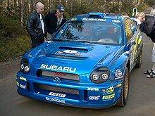 World Rally Championship WRC Rally Finland 2001