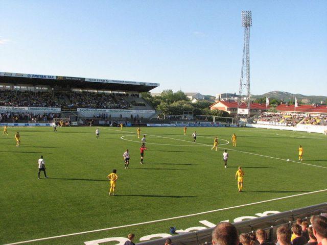 Aspmyra stadium