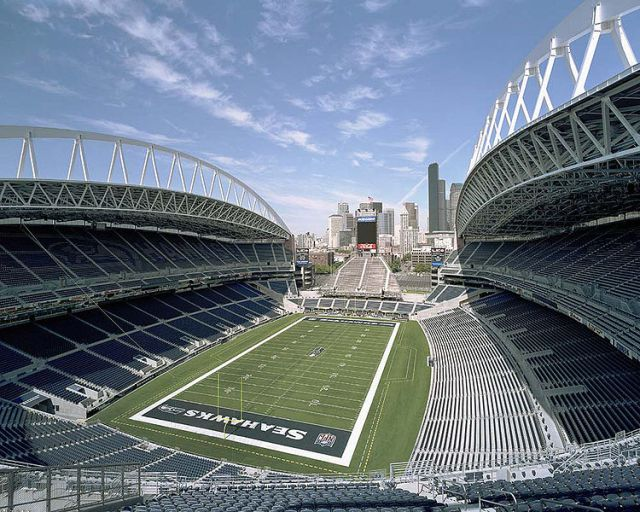 The Sports Archives Blog - The Sports Archives - Are You Ready for Some Football?: 5 Best NFL Stadiums!