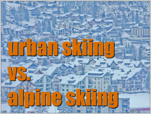 The Sports Archives Blog - The Sports Archives - Urban Skiing: Death Defying Winter Sports Trend!