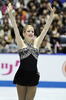 Gracie Gold 2012