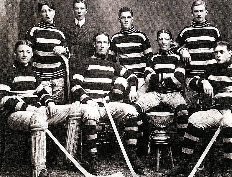 The Sports Archives Blog - The Sports Archives - A Brief History of Ice Hockey!