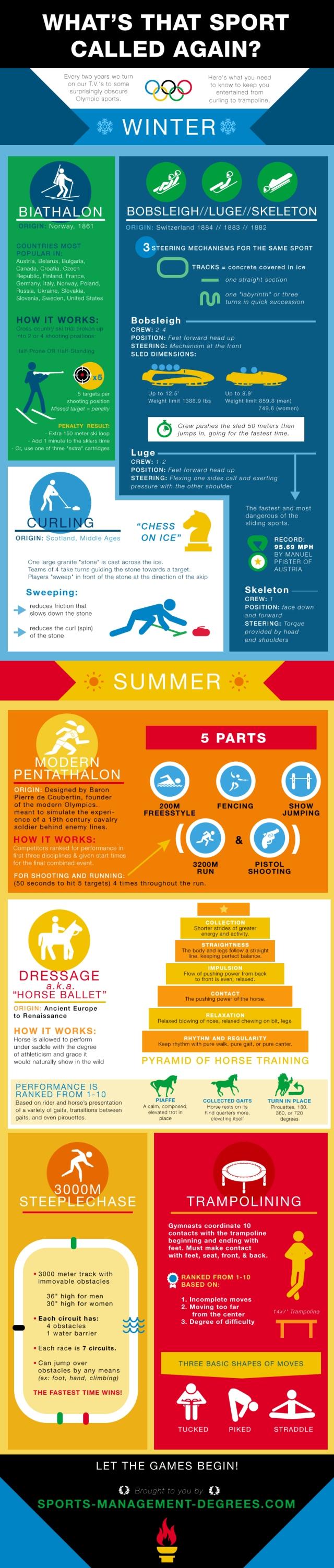 olympics infograph
