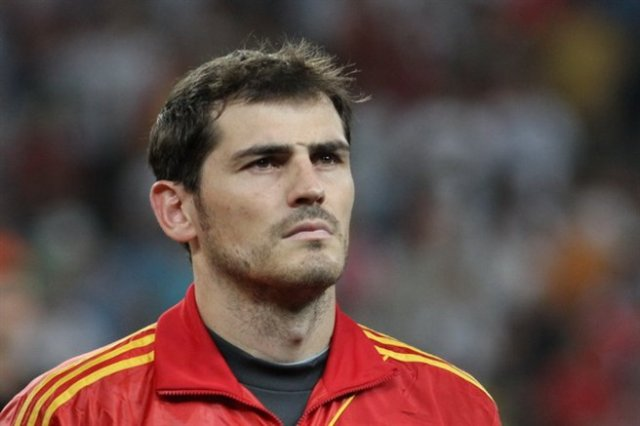 Iker Casillas Euro 2012