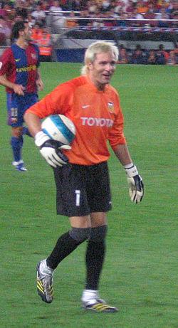 Santiago Cañizares 2006