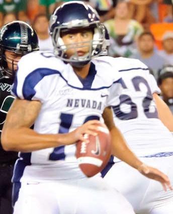 Colin Kaepernick Nevada 2010