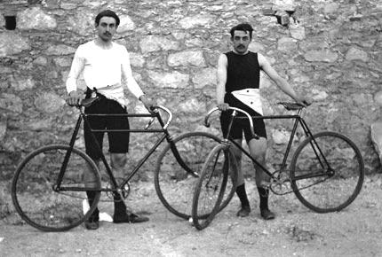 Paul Masson and Leon Flameng