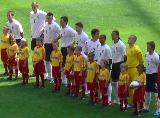 2006 English National Football Team