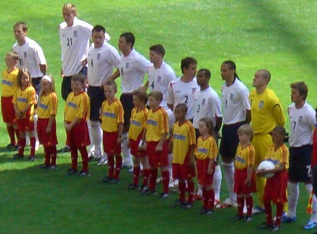 2006 English National Football Team