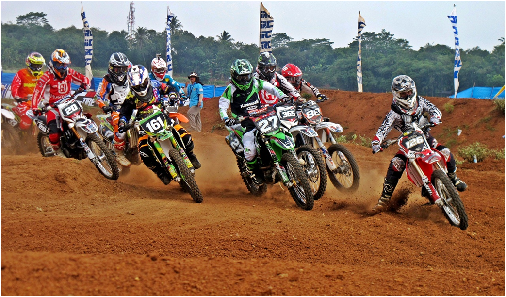 how to get into motocross racing