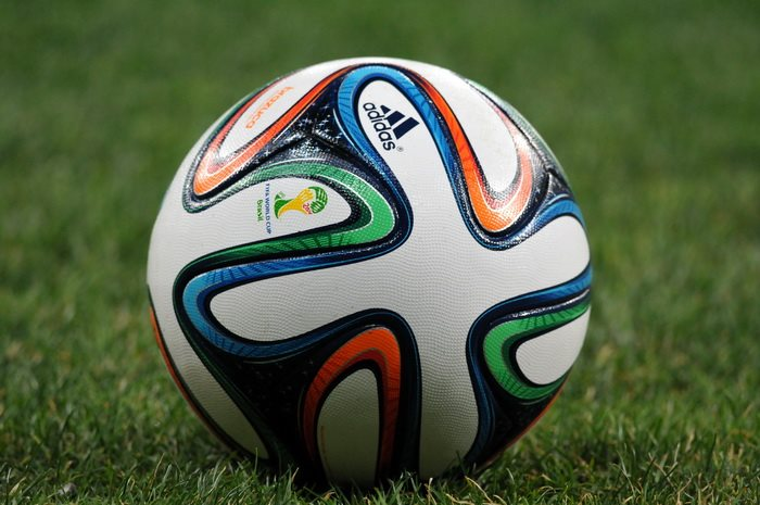 The Sports Archives Blog - The Sports Archives - New Soccer Ball For World Cup 2014!