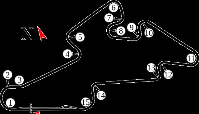 Masaryk Circuit, Brno