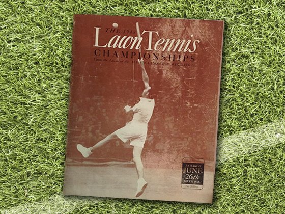 1948 Wimbledon Program