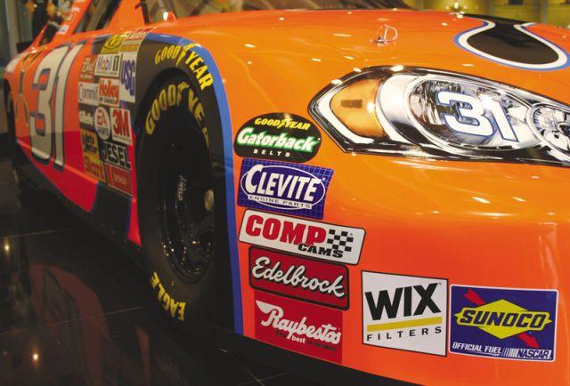 NASCAR Sports Sponsorship