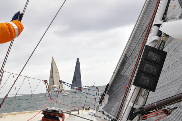 Yacht race photo D Ramey Logan