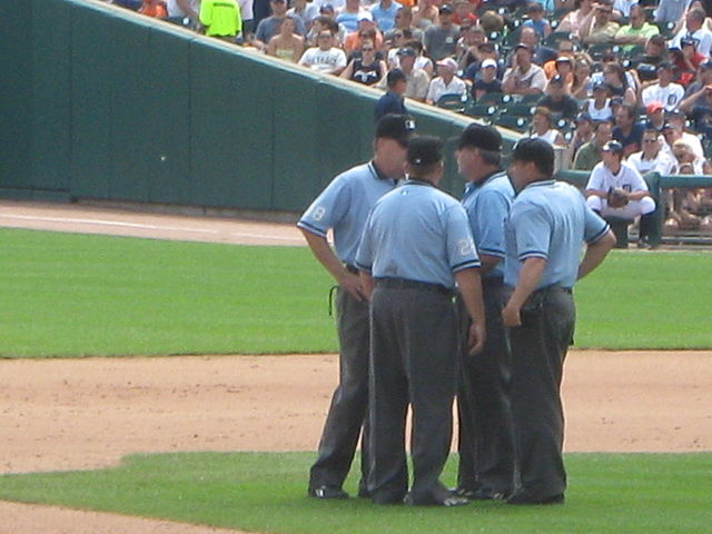 Umpire Meeting