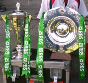 Six Nations Championship and Triple Crown Trophies
