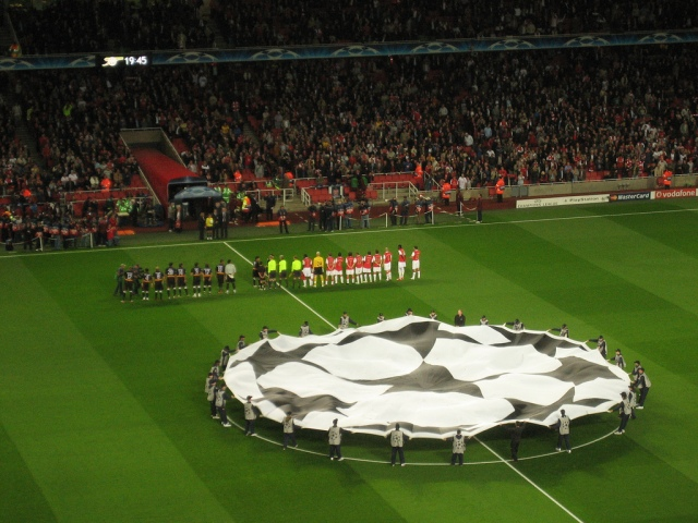 The Sports Archives Blog - The Sports Archives - History Of The UEFA Champions League!