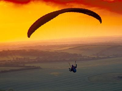 The Sports Archives Blog >> Search Results  >>   - The Sports Archives - Paragliding- At least Once In A Lifetime!