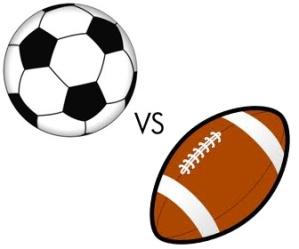 football-vs-soccer-ball
