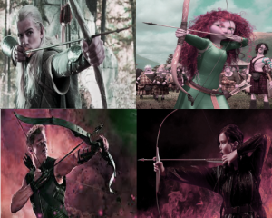 archerycollage