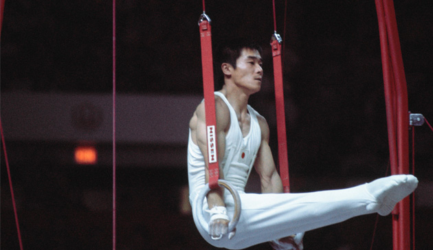 Shun Fujimoto Montreal IOC BG