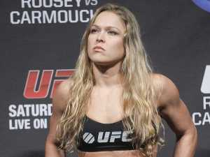 how-mma-fighter-ronda-rousey-gets-down-to-her-fighting-weight