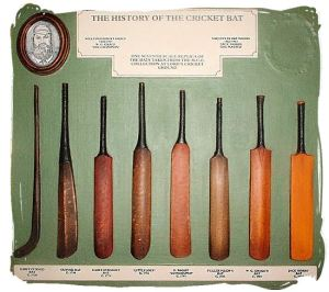 history-of-the-cricket-bat