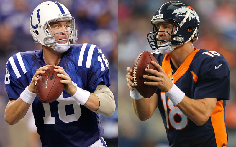 The Sports Archives Blog - The Sports Archives - Where does Manning stand in the all-time NFL greats?
