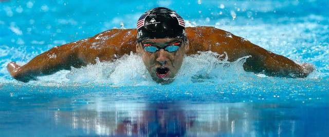 The Sports Archives Blog - The Sports Archives  2016 Rio Olympics Part 2: Michael Phelps