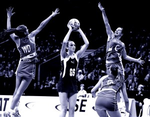The Sports Archives Blog - The Sports Archives  Netball: Part Net, Part Ball