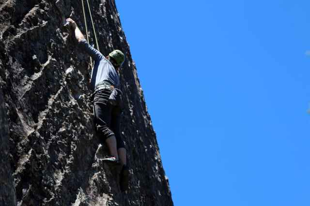 The Sports Archives Blog - The Sports Archives - How I Signed my Kids up for Rock Climbing