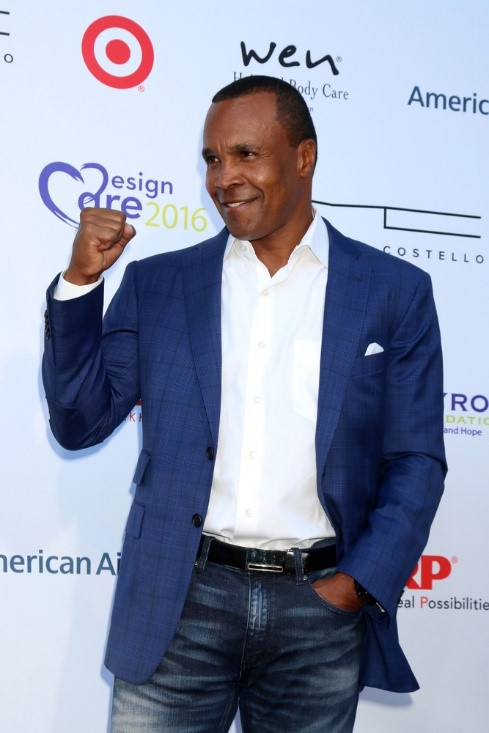 The Sports Archives Blog - The Sports Archives - Boxing Legends: Sugar Ray Leonard