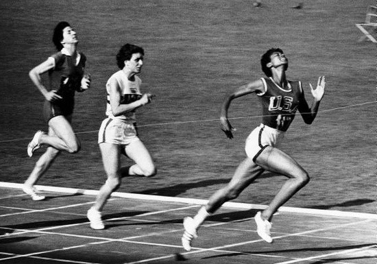 The Sports Archives Blog - The Sports Archives - The Story of Wilma Rudolph