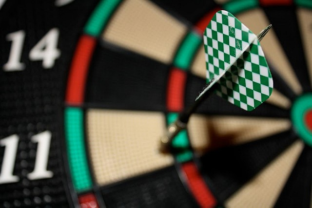 The Sports Archives Blog - The Sports Archives - Can Anyone Ever Dominate Darts Like Phil Taylor?
