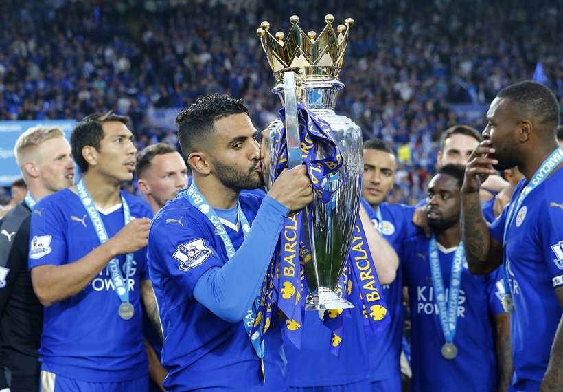 The Sports Archives Blog - The Sports Archives - Leicester City Win the Premier League in 2016