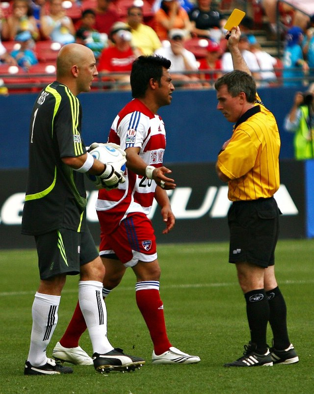 The Sports Archives Blog - The Sports Archives - A Glimpse Into The Life Of Referees