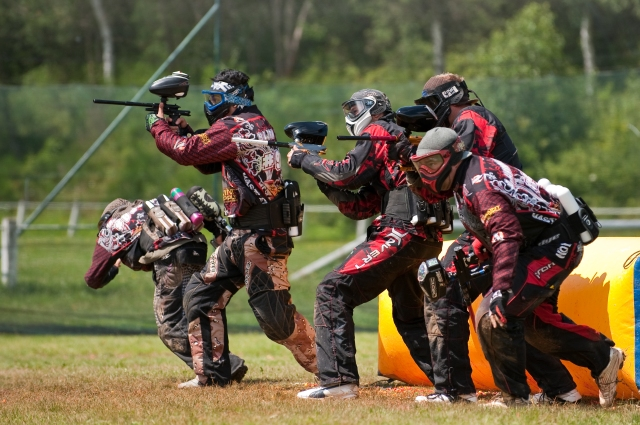 The Sports Archives Blog - The Sports Archives - Paintball Protective Gear