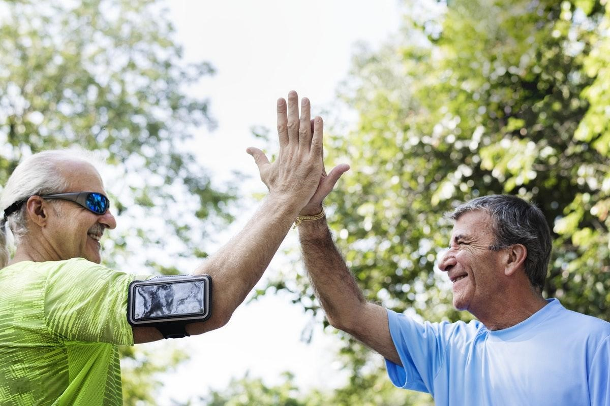 The Sports Archives Blog - The Sports Archives - 4 Fun Ways for Seniors to Get Active Without Hitting the Gym