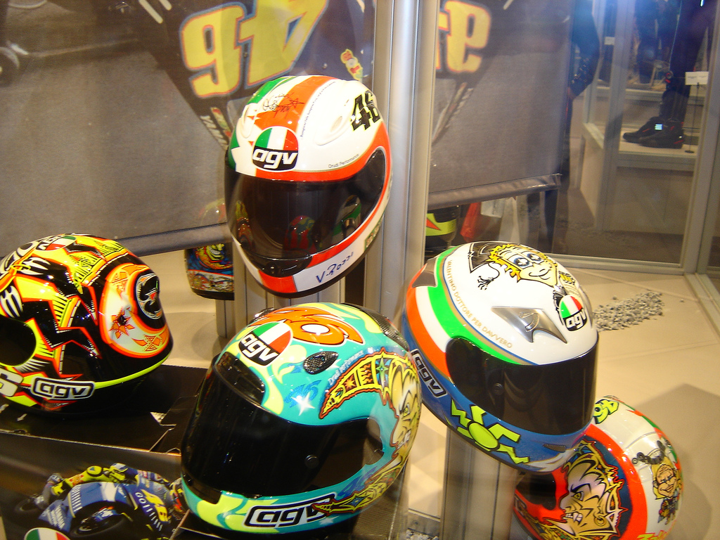The Sports Archives Blog - The Sports Archives - Motorcycle Helmet Cleaning Basics