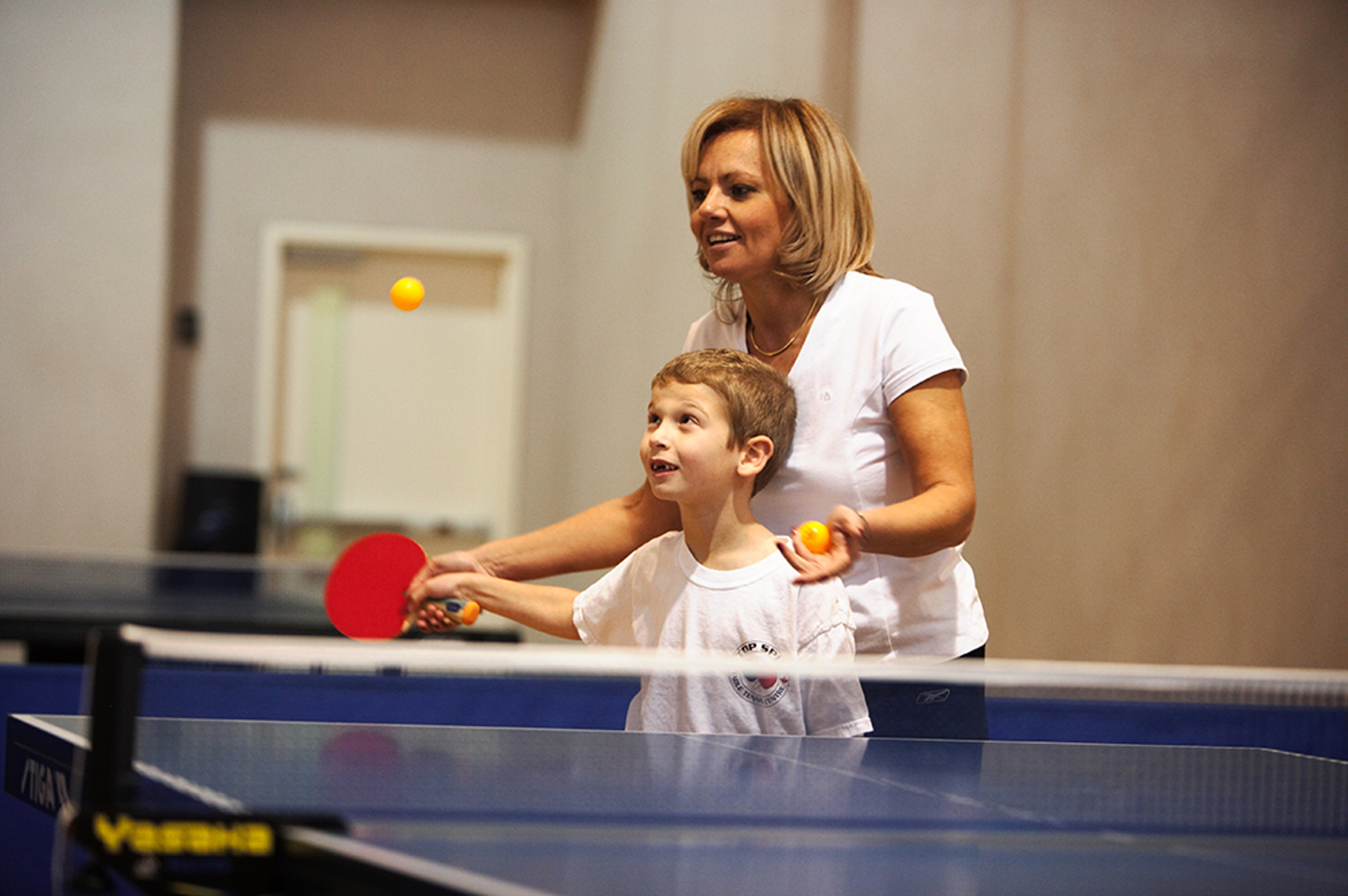 The Sports Archives Blog - The Sports Archives - Why Table Tennis Is Good for Your Kids Brain