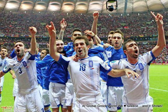 The Sports Archives Blog - The Sports Archives - Greece Wins Euro 2004