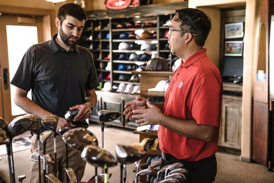 golf supplies